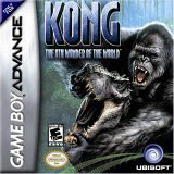 Kong Gameboy Advance Game