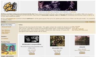TheOneRing.net Fan Art Gallery