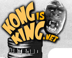 KongisKing.net - Home for all King Kong news and rumors