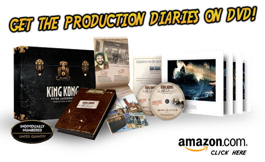 Purchase the Production Diary DVD!