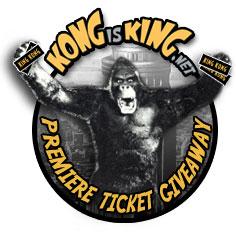 KongisKing.net Premiere Ticket Giveaway
