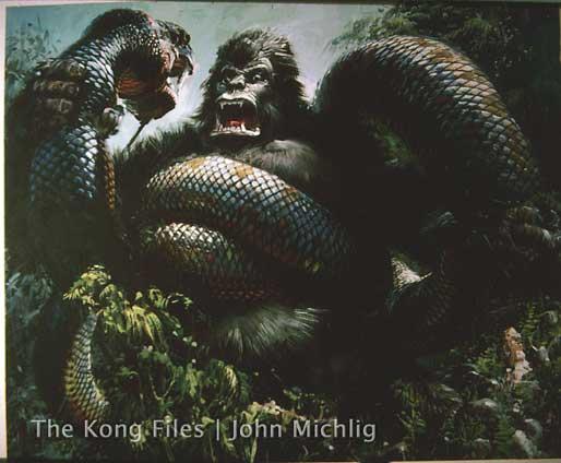 kong vs anaconda